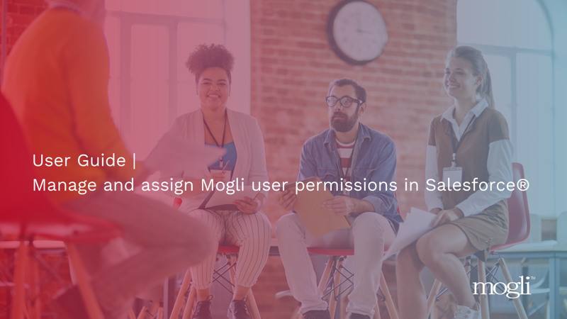 User Guide | Manage and assign Mogli user permissions in Salesforce®