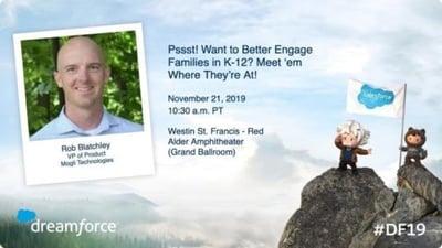 Mogli and Pardort, Salesforce K12 education communications bundle