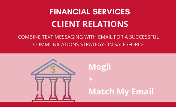 Mogli + Match My EMaail for Financial services blog header