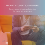 Recruit students anywhere download